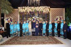 Pernikahan Adat Jawa Di Rumah ala Aliyah dan Eka - 12 Resepsi 3688