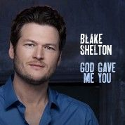 God Gave Me You. Love this song. Love him.  Got this CD for my birthday.