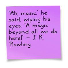 Magic of Music - Rowling