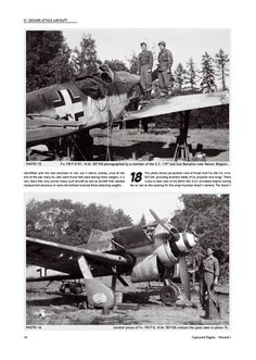Vintage Eagle Publishing Captured Eagles: German WWII Aircraft Captured by the Allies - Volume 1 | Large Scale Planes