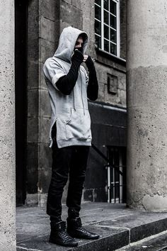 I like this hoodie because it different not like most others I have seen before #streetwear