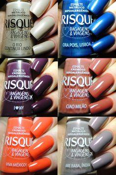 Blog de Esmalte, cosméticos, moda, unhas, esmaltes importados e nail art.