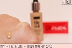 New York can wait...: Alla ricerca del Fondotinta perfetto: Pupa Like a Doll, perfezionatore di pelle
