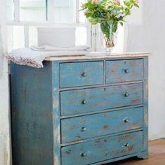 como limpar m veis antigos pintados a m o shabby chic shabby e chique. Black Bedroom Furniture Sets. Home Design Ideas