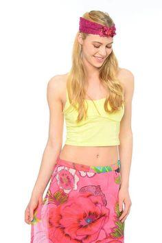 Fashion woman model summer bohem