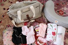 packing your hospital bag for baby