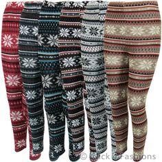 Bunch of woolly leggings again for winter ! http://www.ebay.co.uk/itm/LADIES-WOMENS-WINTER-KNITTED-NORDIC-AZTEC-LEGGINGS-SNOWFLAKE-CHRISTMAS-XMAS-/190889917762?pt=UK_Women_s_Leggins