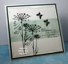 FS288, CAS, Dreams by kokirose - Cards and Paper Crafts at Splitcoaststampers - gorgeous!