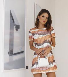 """103.7 mil curtidas, 487 comentários - Camila Coelho (@camilacoelho) no Instagram: """"Night night, in @dior!✨ #spfw O boa noite vai com click do segundo look de hoje, usando #Dior!✨…"""""""