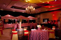 """Photo 1 of 14: Carnival Theme / Bar Mitzvah """"Bat Mitzvah Carnival Theme """" 