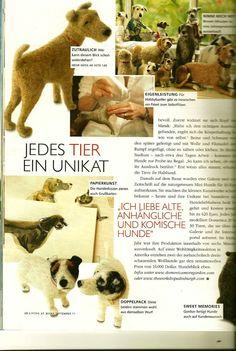 Domenica More Gordon | Press | Living at Home (Germany)