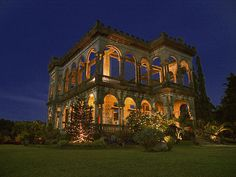 The Ruins | Lacson Mansion, Negros Occidental Philippines