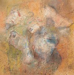 Schilderij in mixed media van Lieke van Hees 2013 (www.liekevanhees.nl)