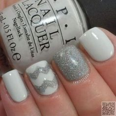 Pretty grey sparkles