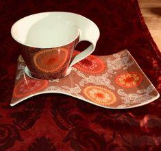 koppen med åsjett Villeroy & Boch- porselen | FINN.no Fine Porcelain, Tableware, Dinnerware, Tablewares, Dishes, Place Settings
