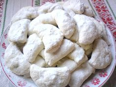My Recipes, Recipies, Hungarian Recipes, Christmas Cookies, Biscotti, Healthy Lifestyle, Food And Drink, Menu, Sweets