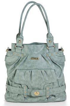 Timi and Leslie Louise Diaper Bag Cloud Blue - i love them all. stylish enough to use after the diapers are gone too