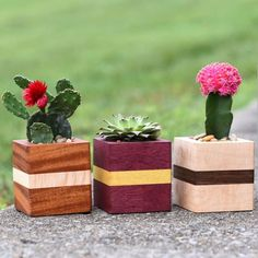 When you make nice things at your wife's request and then she takes nice pictures of them for you. #marriage . . . #woodworking#woodwork#decor#succulents#handmade#handcrafted#madeintn