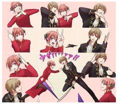 Kagura x Sougo Nalu, All Anime, Anime Art, Gintama Wallpaper, Fanart, Okikagu, Cute Games, Another Anime, Cute Anime Couples