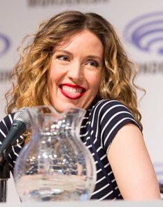 ✩ Evelyne Brochu, Delphine Cormier, Orphan Black, It Cast, Actresses, Lady, Women, Sweet, Thank You So Much