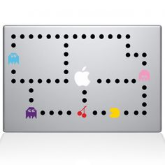 pacman decal