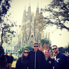Photos from our Barcelona trip! #gennglobal #genn #global