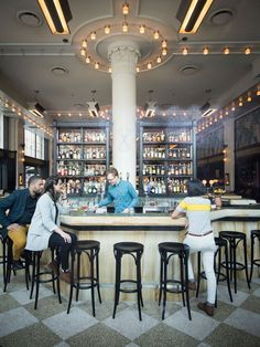 Ace Hotel New Orleans Is Home to the City's Chicest New Restaurant