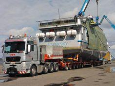 Vessel transport in Western Finland 2014