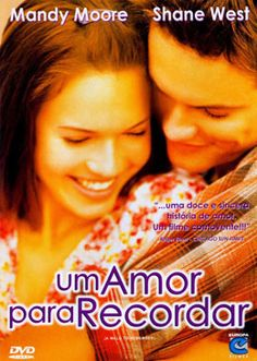 A Walk to Remember, Mandy Moore, Shane West, (One of Best Romance Movies Ever) I would have to say this makes my top 5 favorite movies Shane West, See Movie, Movie List, Movie Tv, Remember Movie, Walk To Remember, Remember Quotes, Mandy Moore, Films Chrétiens