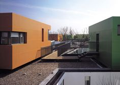 Xiayu Kindergarten Location:Huale Rd, Qingpu, Shanghai Floor Area:6328sqm Design:2003-2004 Completion:2004.9