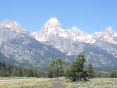 Classic beauty, on south side of yellowstone. Grand Teton National Park in Jackson Hole, WY