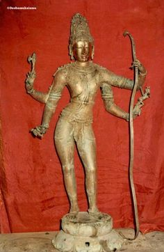 Chola Temples, Southern Railways, Worship Service, Old Things, Statue, Shiva, Places, Sculptures, Lord Shiva