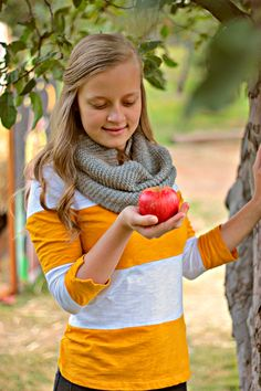 Portrait Photography - Apple Hills