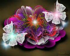 Butterfly Fractal Art - Bing images