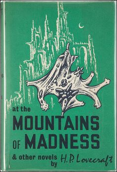 At the Mountains of Madness by Marxchivist, via Flickr