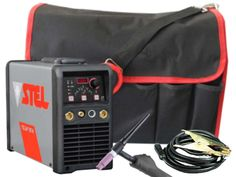 BilioShop.com - Saldatrice ad inverter STEL Tig dp 181 H New Bag