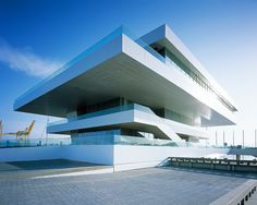 Veles e Vents // David Chipperfield | by craigmageephotography
