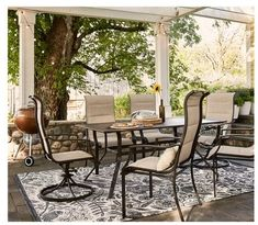 Threshold Marrion 7pc Patio Dining Set