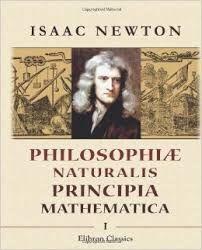 ISAAC NEWTON 09 - 1687: Principios de la filosofía Ante el reto de Robert Hooke de que probara sus teorías sobre las órbitas planetarias, Newton produjo lo que se considera como la base de la Física que conocemos. Le tomó dos años escribir la Philosophiæ naturalis principia mathematica, latín para Principios matemáticos de la filosofía natural.