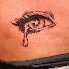 tattoo eye Teardrop Tattoo, Shape Tattoo, Tattoo Designs, Tattoo Ideas, Chicano, Temporary Tattoos, Tatting, Ink, Eyes