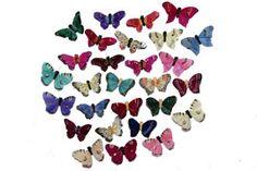 Butterfly Celebration Assortment 3 Inch (60 pc)