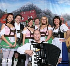 Read about the Oktoberfest Celebration special event we put together. Guests were greeted by costumed actors in Lederhosen as they entered the venue. German Beer, Beer Tasting, Lederhosen, Corporate Events, Special Events, Dancer, Celebration, Wonder Woman, Actors