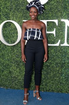 11 Looks da Lupita Nyong'o lacrando por aí - Fashionismo