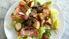 Knife and Fork Salad