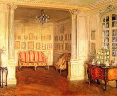 Walter Gay - Apartment of Pierre Decourcelle