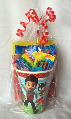 Paw Patrol Pre Filled Party Cup Gifts /Paw Patrol Pre Made Party Bags: Amazon.co.uk: Toys & Games