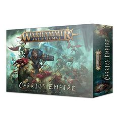 Warhammer Age of Sigmar Carrion Empire Skaven vs Flesh-eaters Pre Order Noble Knight, Vampire Counts, Age Of Sigmar, Knight Games, Fantasy Battle, Shadow Warrior, Age Of Empires, Game Workshop, Games To Buy