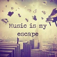 #Music is my #escape. #happyfriday #flying #piano #saxophone #trumpet #violin #cello #drums #sheetmusic #imwiththeband #dimension #inspiration #dailyescape #esc #instainspiration #joy #freedom #expression #feelings #begracieful #TheGracieNote by gracienote