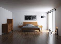 Greenington Modern Bamboo Sienna Eastern King Bedroom Set (Includes: 1 King Bed, 2 Nightstands, 2 Dressers)