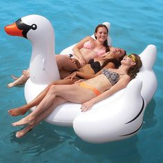 Giant Inflatable Strawberry Float Swimming Pool Lounger Lilo Summer Beach Toy